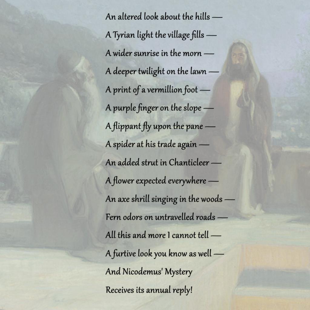 Jesus and Nicodemus, 1899, Henry Ossawa Tanner